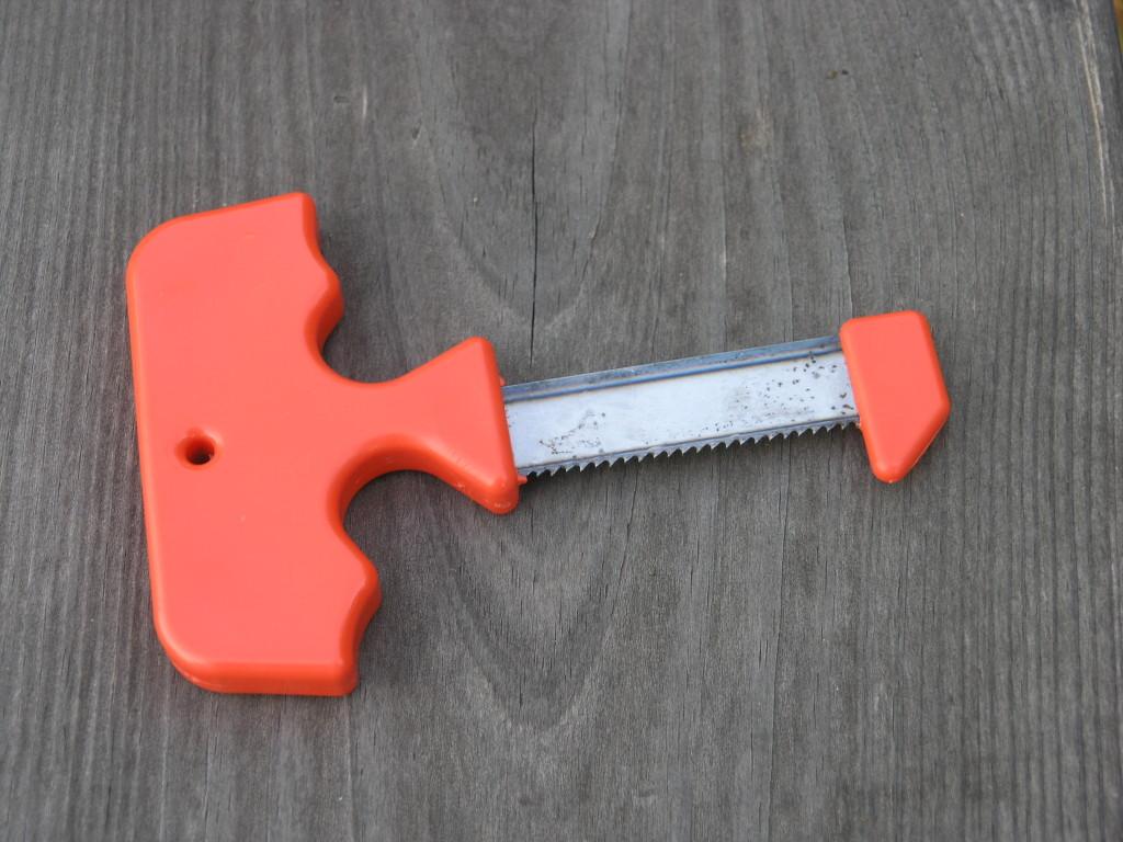 SAGEN SagenSaw I Pelvic Rib Splitter Field Dressing Tool Hunting With Case
